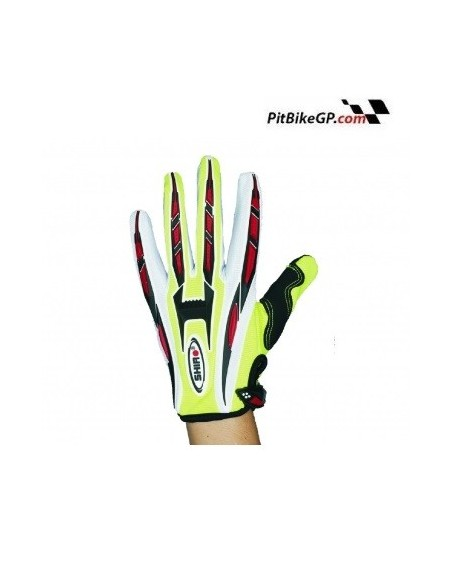 GUANTES NIÑO OFF ROAD SHIRO