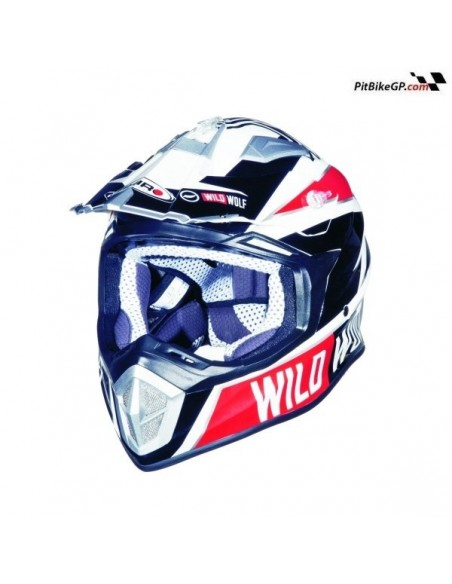 CASCO SHIRO WILD WOLF