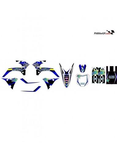 ADHESIVOS MALCOR SUPER RACER KTM