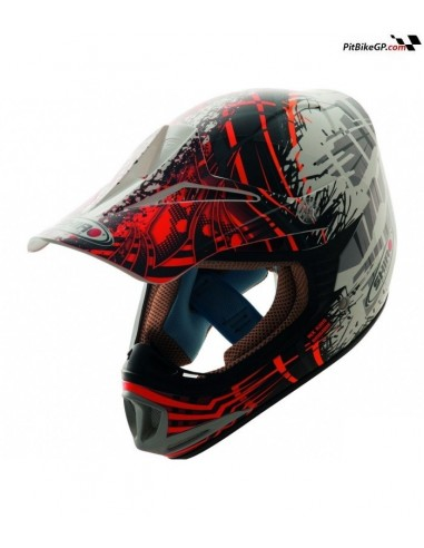 CASCO SHIRO MX-306 ROCKID RACING