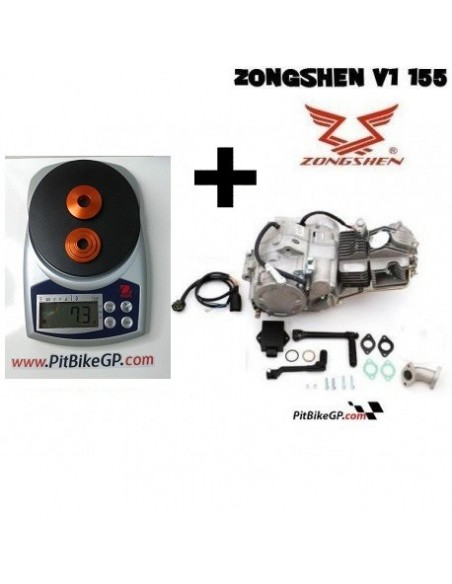 MOTOR Z155 KLX + COPELAS ERGAL
