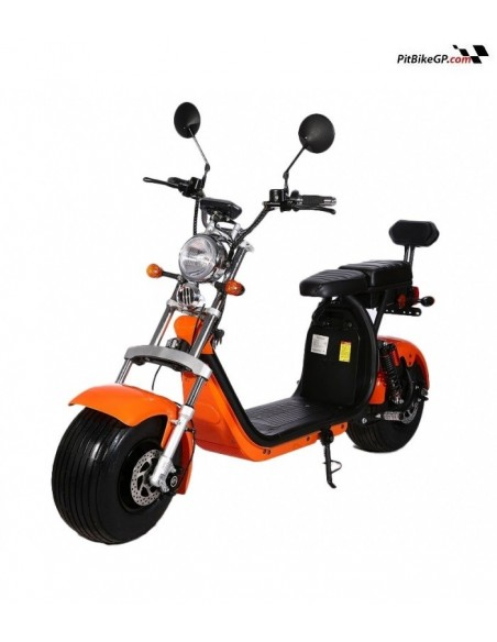PATINETE ELÉCTRICO HARLEY SCROOSER 1500W