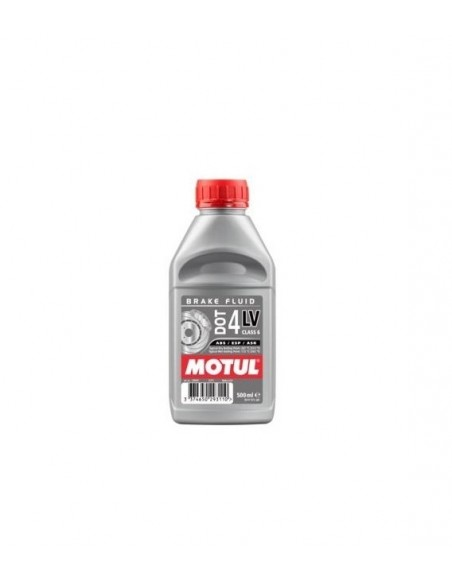 LIQUIDO DE FRENOS MOTUL DOT4  500ML