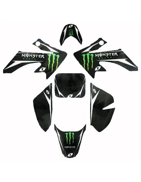 ADHESIVOS MONSTER ONE CRF50/CRF70